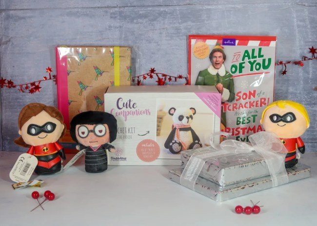 2018 Christmas Gift Guide for Parents Itty Bittys Hallmark Pen Heaven