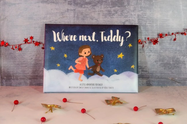 2018 Christmas Gift Guide for Toddlers Where Next Teddy