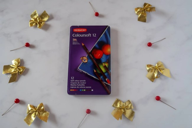 2018 Christmas Gift Guide for Parents - Derwent pencils