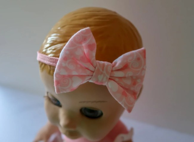 Luvabellas bow