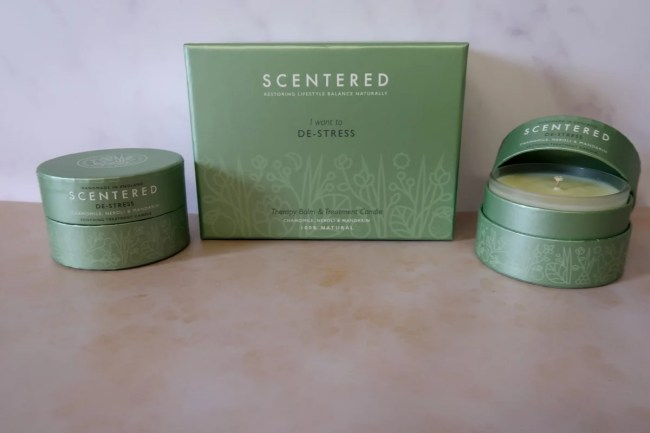 Mother's Day 2019 Gift Guide - Scentered candles
