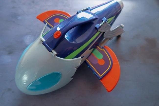 A look at the PJ Masks HQ Rocket -