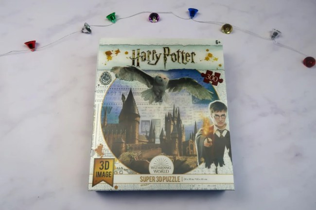 Christmas gifts for children - Harry Potter Hedwig 3D Puzzle