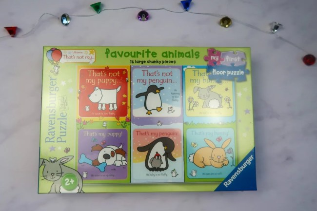 Christmas gifts for children - That's Not My... Puzzle