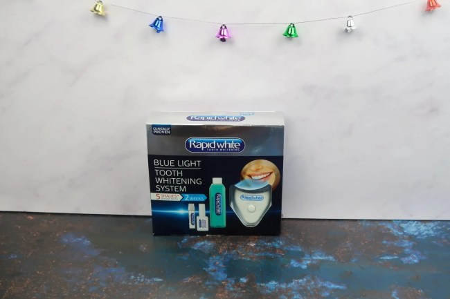 Christmas gifts for parents - whitening kit