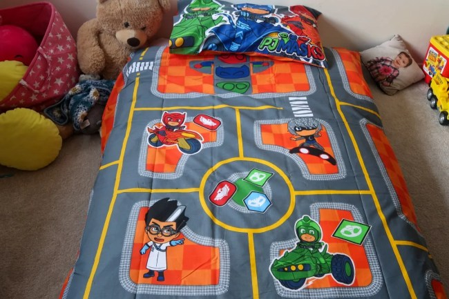 PJ Masks Bedding