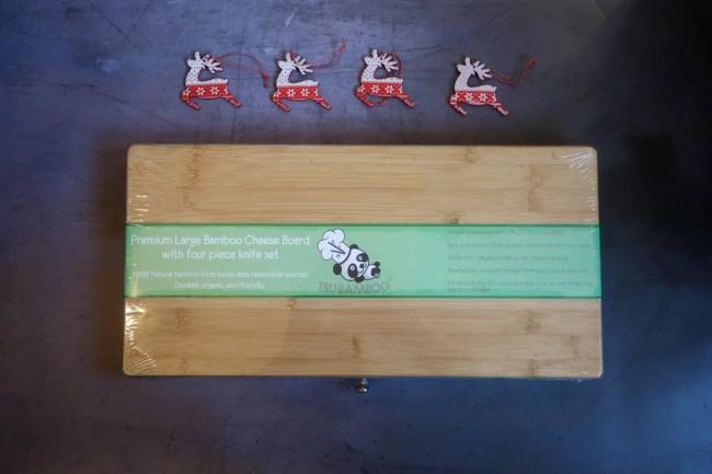 Tru Bamboo cheeseboard