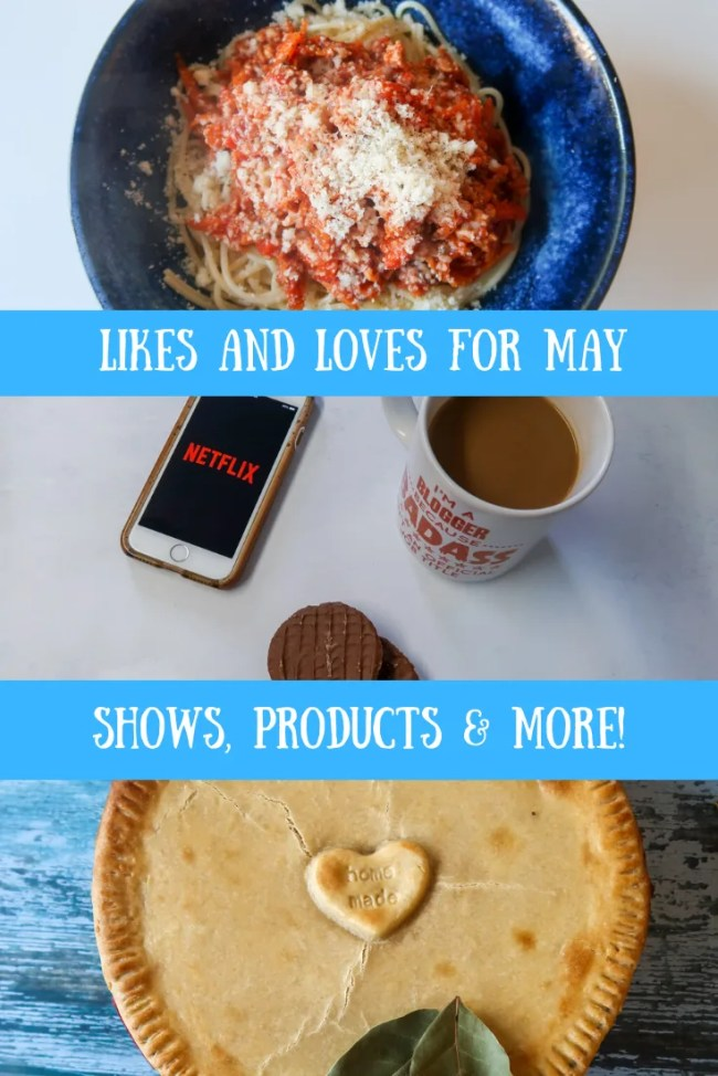 Netflix shows, recipes & items that I loved in the past month - May 2020. #personalfinance #recommendations #netflix #recipes