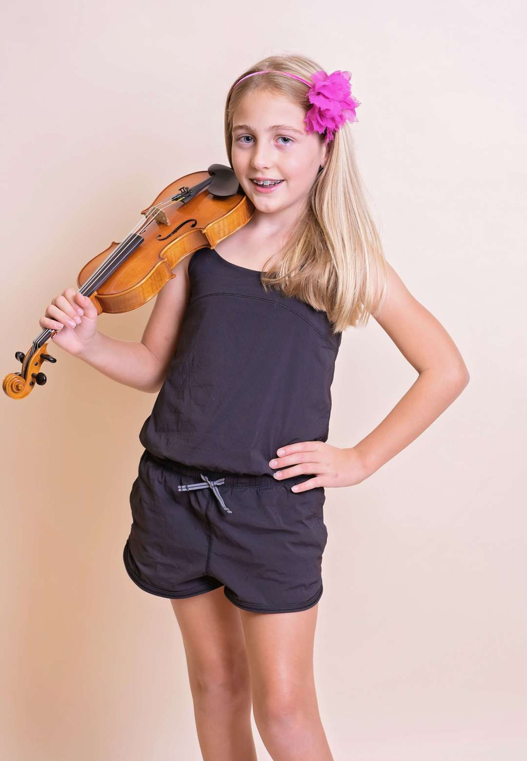 Study violin at The Conservatory of Music at North Katy