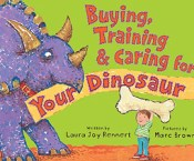 Cover: BT&C for Your Dinosaur-Laura Joy Rennert