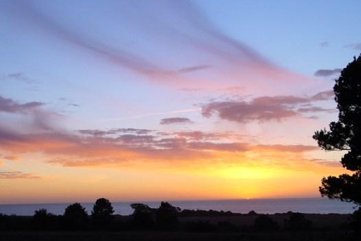 Mendocino Sunset photo: Katy Pye