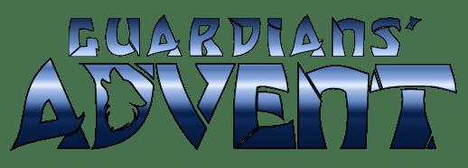 Guardians' Advent Logo - Blue Gradient Version #guardiansadvent