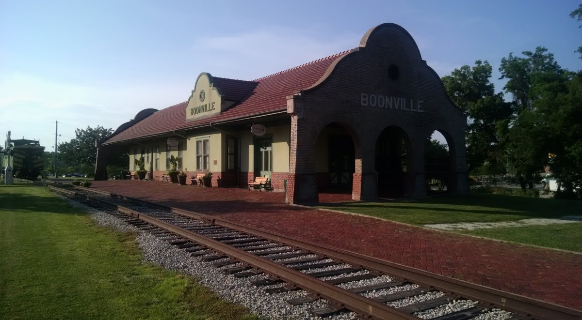 Boonville Depot