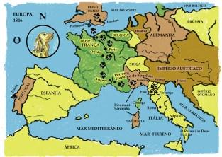 Map Portuguese version