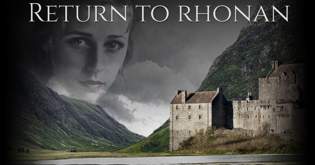 Katy Walters author free book novel. Return to Rhonan, romance, highlands.