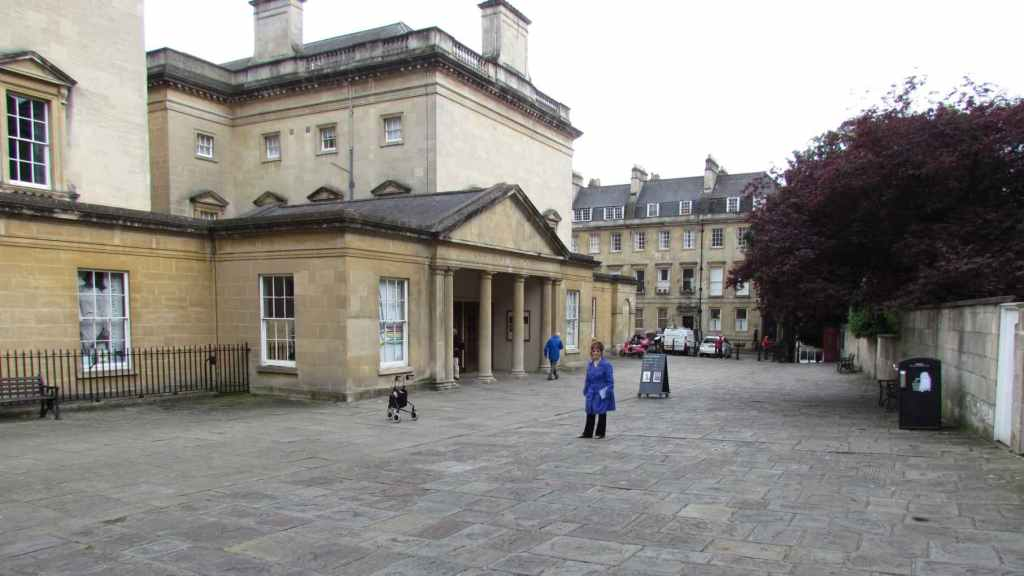 The Assembly Rooms - Bath
