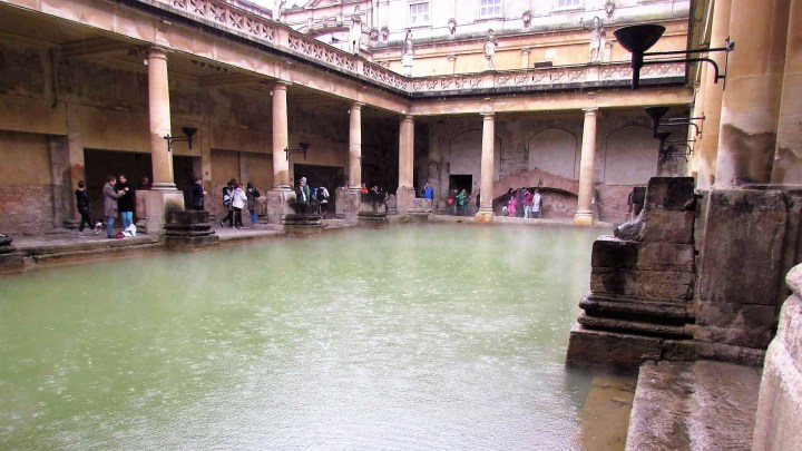 The Roman Baths - Bath