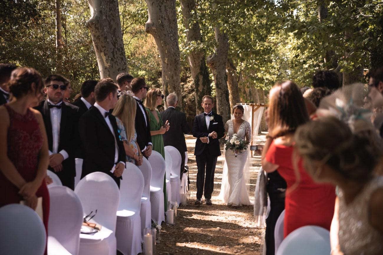 Chateau du Rieutort Wedding 3