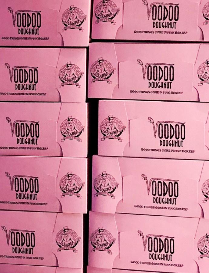 Voodoo Doughnut Tres
