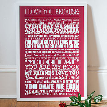 personalised-love-print