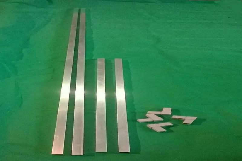 Katzennetz Element 100x200cm - Bausatz