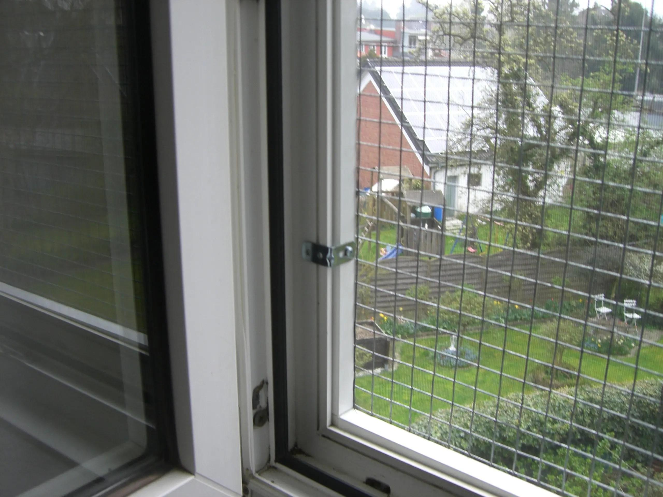 Katzennetz Fenstersicherung