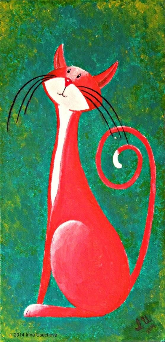 cat art 3