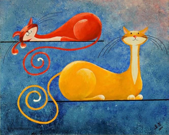 cat art 5