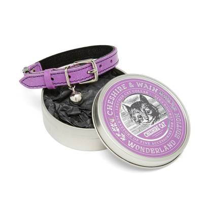 Purple Collar & Tin