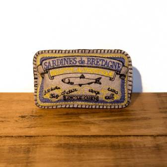 Catnip Sardine tin - £6