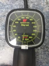 Sphygmomanometer Dial