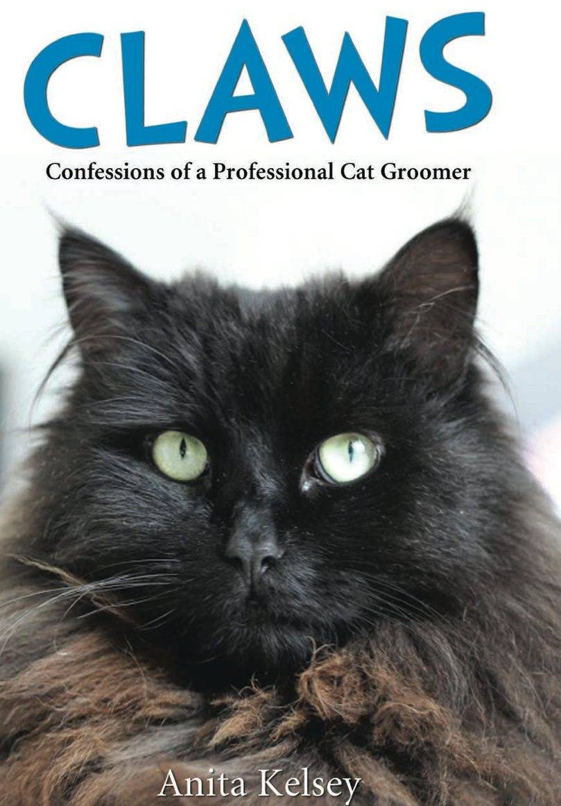 Book Mews: Claws, Confessions of a Professional Cat Groomer