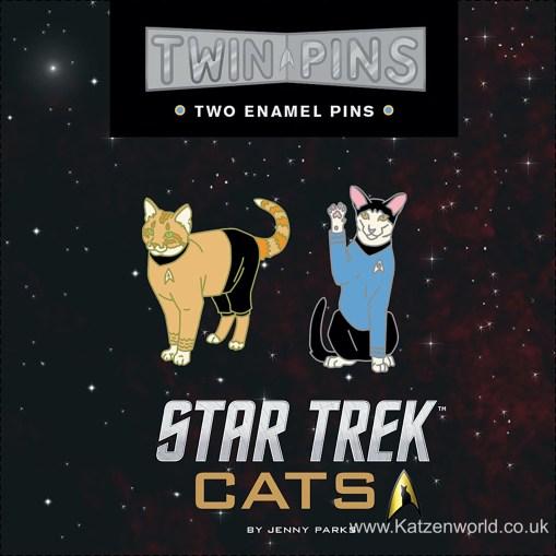 Katzenworld StarTrek Cats0001