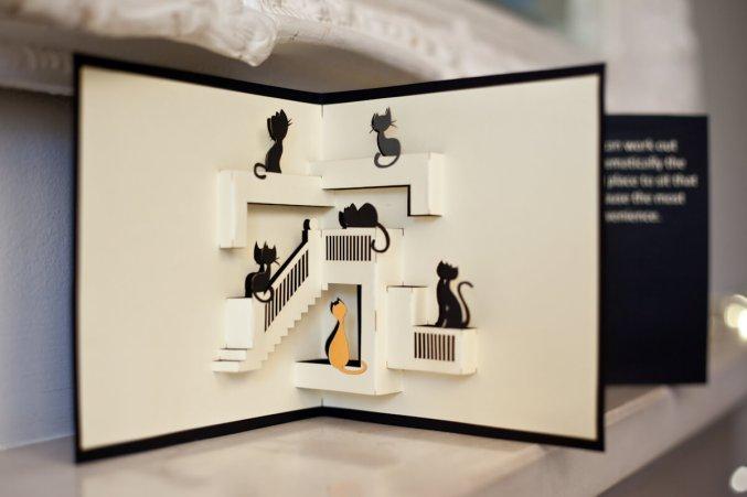 Cats-Pop-Up-Card
