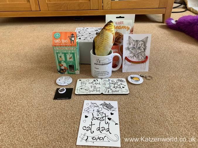 Katzenworld cattitude father's day review 0014