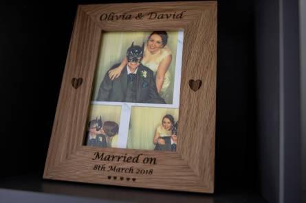 Olivia and David