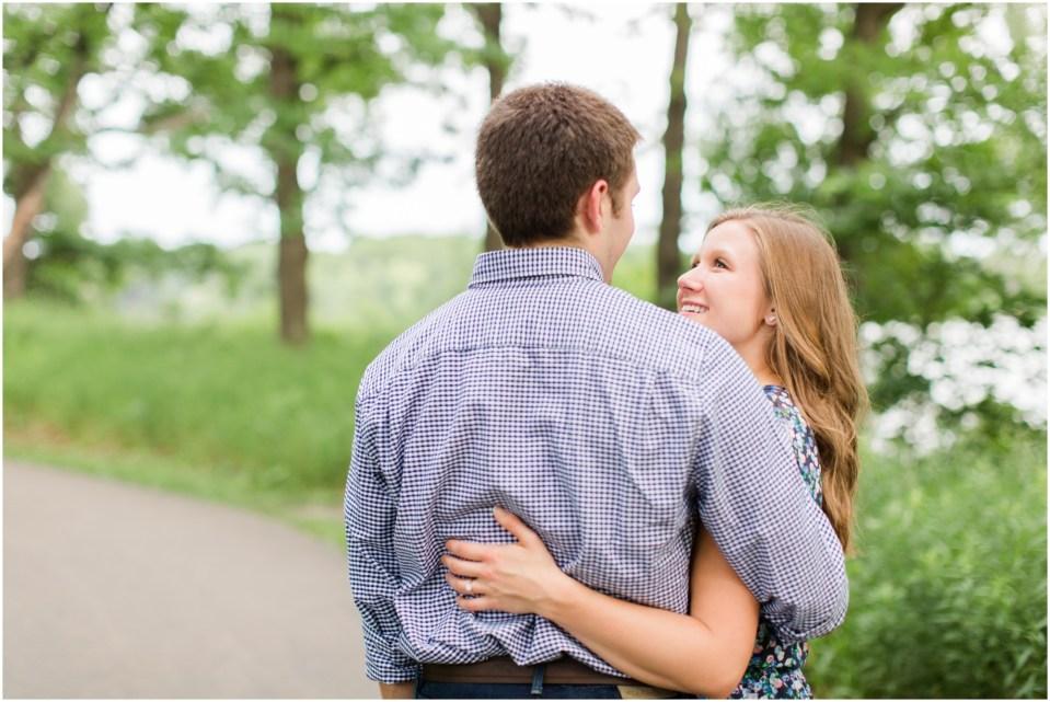 Silverwood Park,Summer engagement session,
