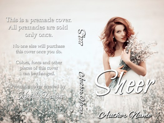 Buy the SHEER trilogy covers for only $150 or the full spreads for $225.