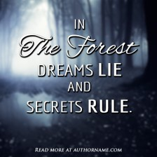 THE FOREST teaser image.