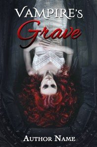 VAMPIRE'S GRAVE the cover.