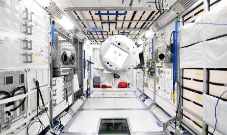 CIMON KI Astronaut