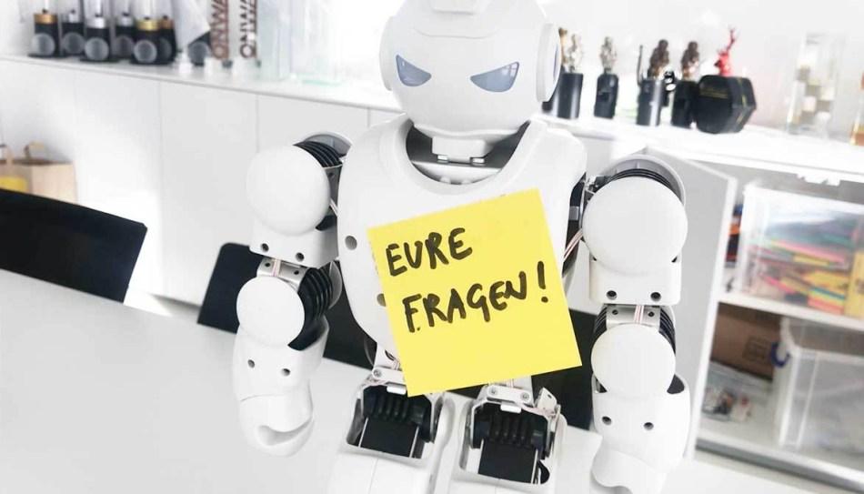 Fragen an AI Experten