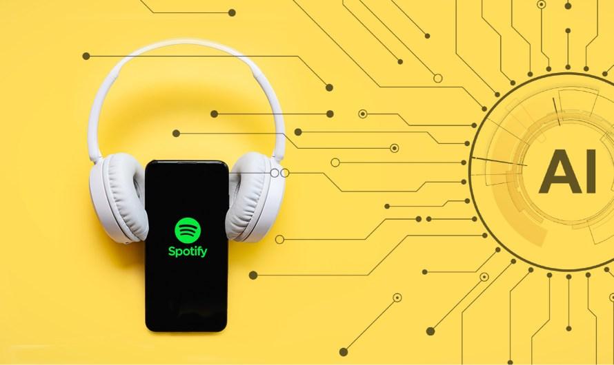 Wie und wo Spotify Künstliche Intelligenz nutzt