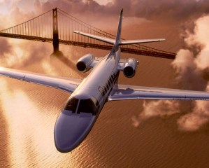 Private Jet Aircraft