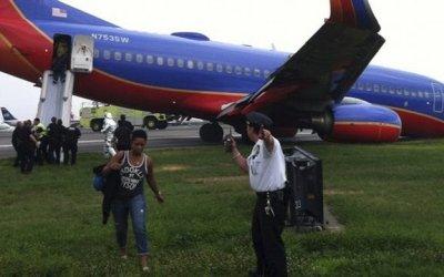 Southwest Airlines Flight 31 Nashville TN Plane Crash