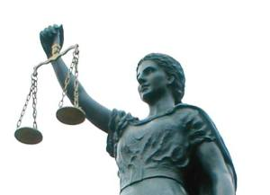 Lady of Law and Justice