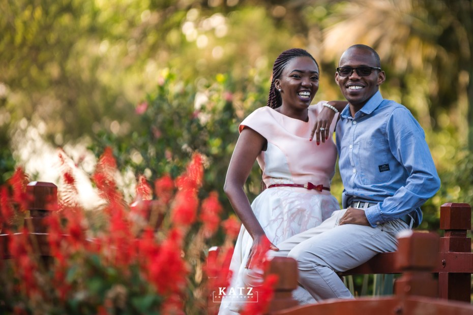 Engagement Photography Dinham Gardens Kenyan Engagement Photos Katz Photography Nairobi Engagement Photographer 1