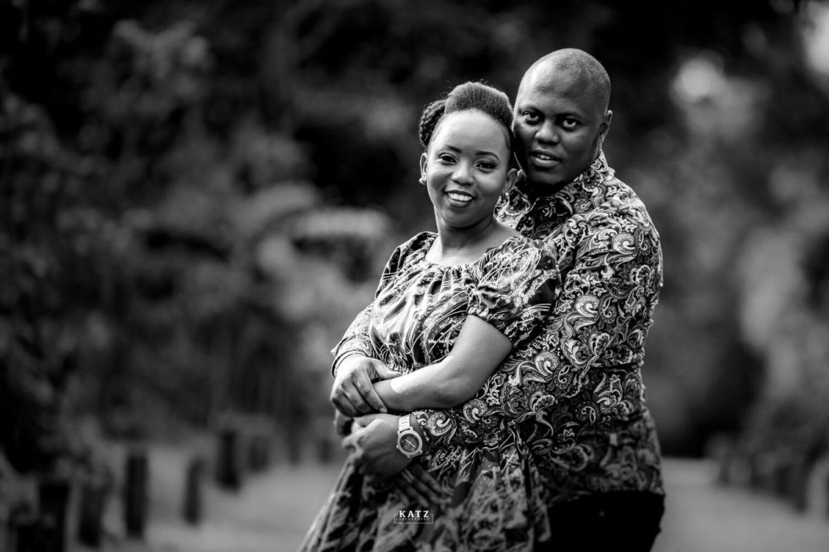 6 Black and white photography in Kenya