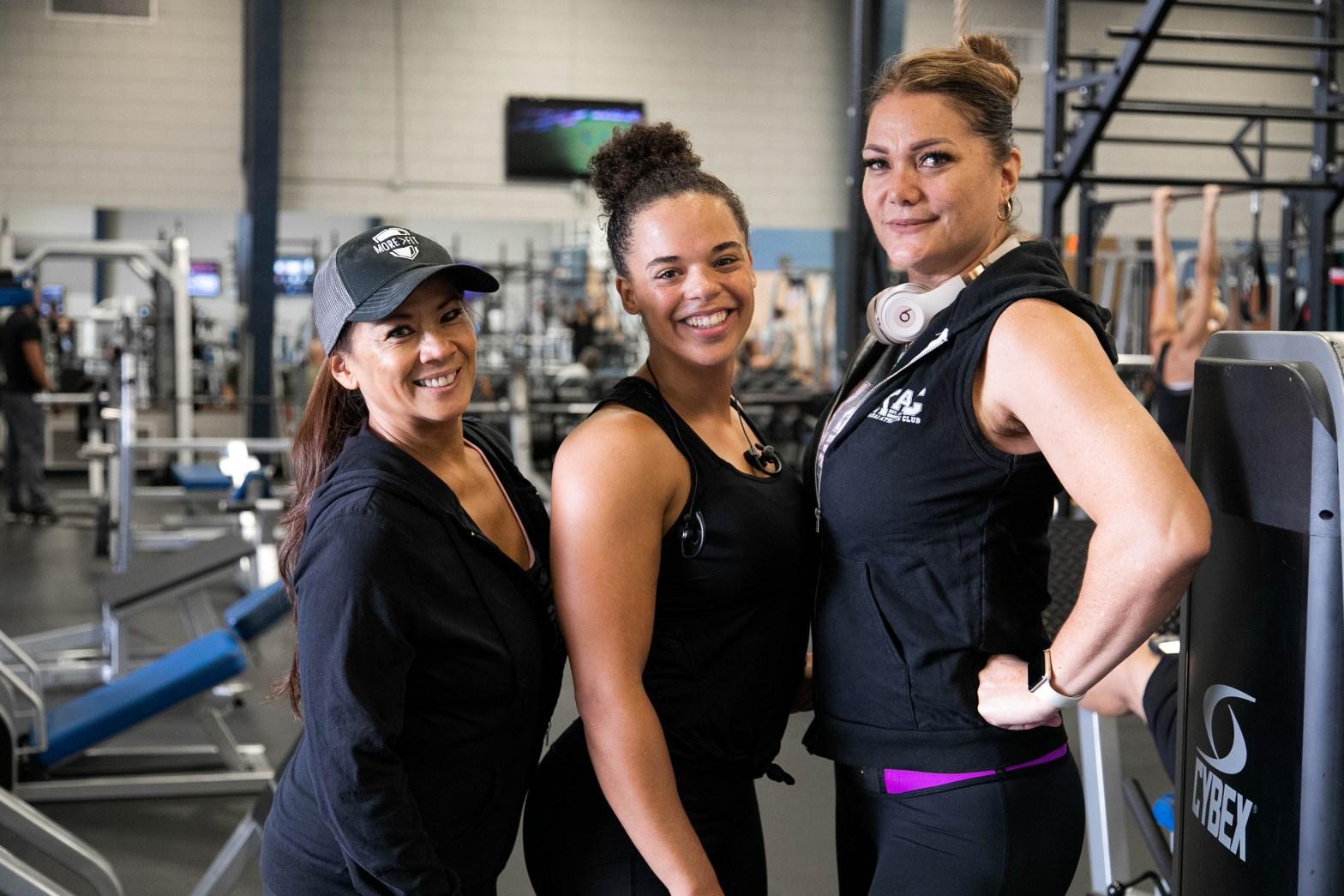 Kauai Athletic Club Members