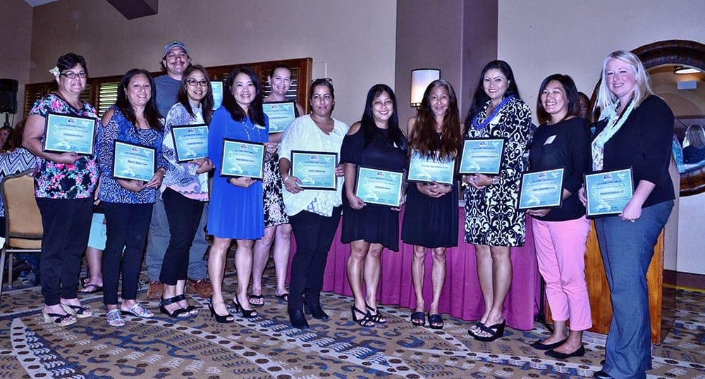 2017 Kauai United Way Annual Meeting Company Awards